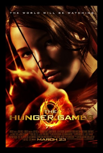 The Hunger Games (2012) movie poster