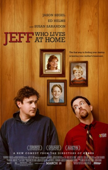 Jeff, Who Lives at Home (2012) movie poster