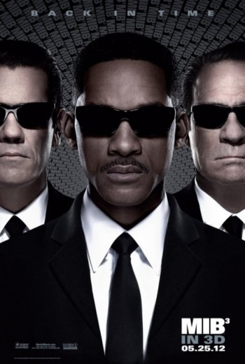 Men in Black 3 (2012) movie poster