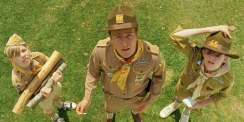 "Edward Norton plays a boy scout troop leader in ""Moonrise Kingdom."""