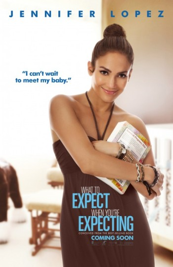 What to Expect When You're Expecting (2012) movie poster