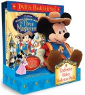 Buy Three Musketeers Gift Set with Mickey Plush