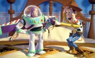 "Buzz and Woody are set to return to DVD this September in a 10th Anniversary Edition re-release of the original ""Toy Story""!"
