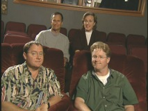 John Lasseter, Andrew Stanton, and introduce you to Disc 2.