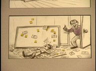 John Lasseter gives a thumb up to this knockout storyboard pitch about storyboards.
