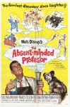 The Absent Minded Professor (1961) movie poster