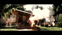 "The slow-motion opening scene, presented in the teaser, looks like something from ""Zombieland."""