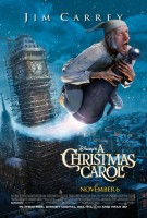 A Christmas Carol (2009) movie poster