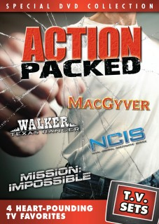 Buy Action Packed: T.V. Sets Special DVD Collection from Amazon.com