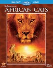 Disneynature's African Cats Blu-ray + DVD cover art -- click for larger view