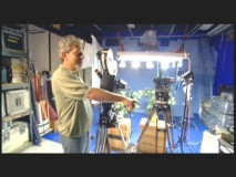 Schwartzberg shows his homemade approach to time-lapse photography in the making-of featurette.