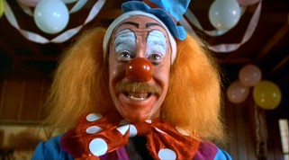 As Norman Snively, Michael Jeter gets top billing but spends his limited screentime covered either in clown makeup or mud.