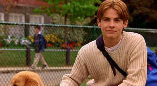 Now teenaged Josh Framm (Kevin Zegers) likes what he sees...