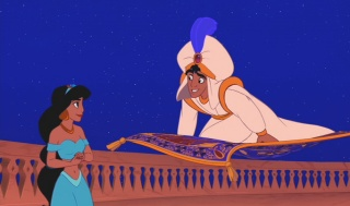 Aladdin can open YOUR eyes!