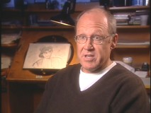 Glen Keane talks about animating Aladdin.
