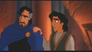 Aladdin and the King of Thieves.