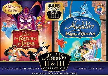 Buy the Aladdin II & III Collection from Amazon.com