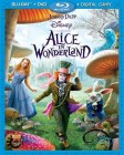 Alice in Wonderland (2010) Blu-ray + DVD + Digital Copy - June 1