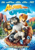 Alpha and Omega DVD cover art -- click to buy from Amazon.com