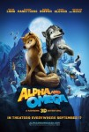 Alpha and Omega (2010) movie poster
