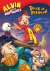 Alvin and the Chipmunks: Trick or Treason DVD cover