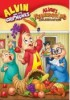 Alvin and the Chipmunks: Alvin's Thanksgiving Celebration DVD cover