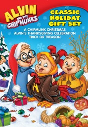 Buy Alvin and the Chipmunks: Classic Holiday Gift Set from Amazon.com