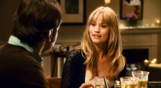 Cameron Richardson fulfills the role of love interest as Dave's photographer ex-girlfriend Claire, although the film invests little time and interest in their romance.