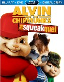 Buy Alvin and the Chipmunks: The Squeakquel: Blu-ray + DVD + Digital Copy from Amazon.com