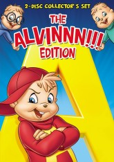 Buy Alvin and the Chipmunks: The Alvinnn!!! Edition DVD from Amazon.com