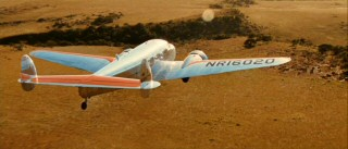 The Electra glides over the African nation of Mali, still thousands of miles away from reaching its goal.