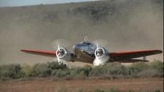 "A real-life Electra plane is put to good use in ""The Plane Behind the Legend."""