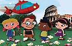 The Little Einsteins are back for a triple-length adventure, on DVD April 25th. Click to read more and see the menu.