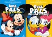 Three of the most famous teams of Disney's vintage shorts adorn this week's new Classic Cartoon Favorites volumes.