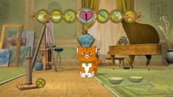 Toulouse is one of four Virtual Kittens you're entrusted to take care of by following clearly-dictated directions. The DVD-ROM version of the game offers more freedom and fun.