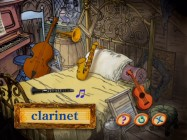 "For the purposes of this (Not Much) Fun with Language game, bed sheets will hereon be called ""clarinet."""