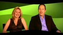 Executive producers Deborah Spera and Mark Gordon talk about how much they love their own show.