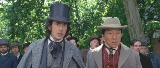 Steve Coogan plays the resourceful Phileas Fogg and Jackie Chan is his valet Passepartout.