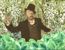 "Dave Stewart in the ""Everybody All Over the World"" music video."