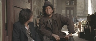 Rob Schneider succeeds in getting lots of laughs in his short appearance as a San Francisco hobo.