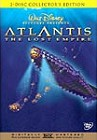 Buy Atlantis: The Lost Empire Collector's Edition DVD from Amazon.com