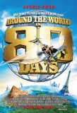 """Around the World in 80 Days"" (2004) movie poster"