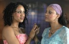 """Sister, Sister"" stars Tia and Tamera Mowry play twins who discover they're witches in ""Twitches."" Click for everything you need to know about this Disney Channel Original Movie and its upcoming DVD debut."