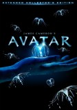 Avatar: Extended Collector's Edition DVD cover art -- click for larger view and to buy from Amazon.com
