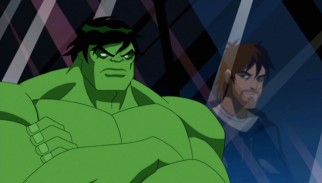 The Hulk and Bruce Banner, two sides of one individual, add some fuel to the negativity fire.