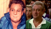 """Dissecting the Triple Lindy"" compares stunt double in prostheses to the real Rodney Dangerfield. No wonder the actor was reportedly creeped out."