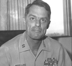 Dunagan enjoyed a long, distinguished career in the US Marine Corps.