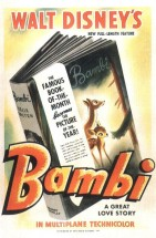 Bambi (1942) movie poster