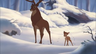 """Bambi II"" was originally titled ""Bambi and the Great Prince of the Forest"", a more accurate title."