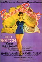 Bathing Beauty (1944) movie poster